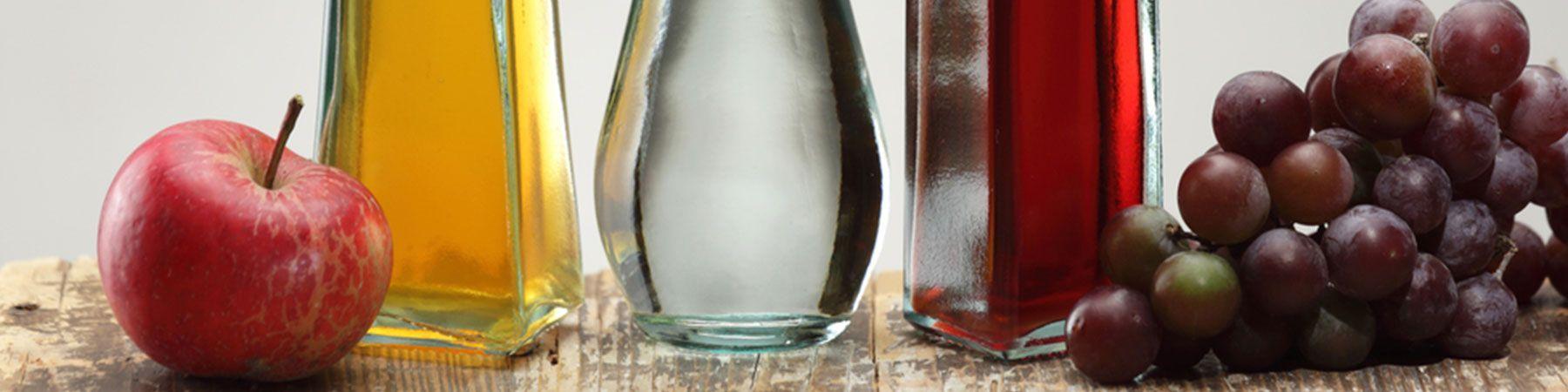 Vinaigres aromatisés