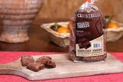 CANISTRELLI AU CHOCOLAT corse
