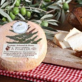 fromage corse - BREBIS A FILETTA