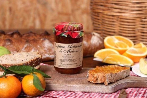 CONFITURE CORSE DE MELON GUIDICI