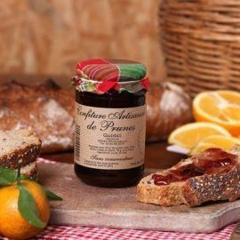 CONFITURE CORSE DE PRUNES GUIDICI