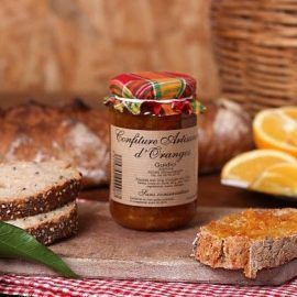 CONFITURE CORSE D'ORANGES GUIDICI