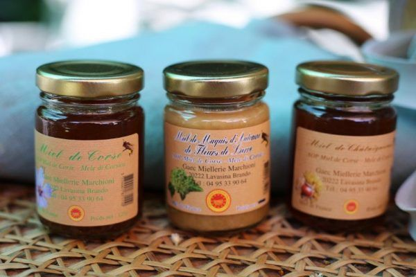 coffret decouverte miel-corse