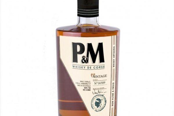 WISKY PM vintage-corse
