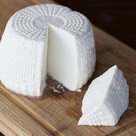 brocciu le fromage corse Corsican Brocciu cheese