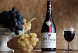 vin rouge capitoro