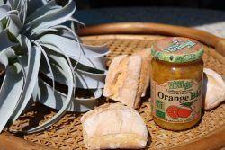 confiture bio orange corse extra cuite au chaudron