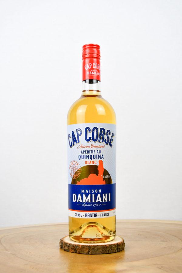 CAP CORSE BLANC - DAMIANI 75CL/15 °-corse