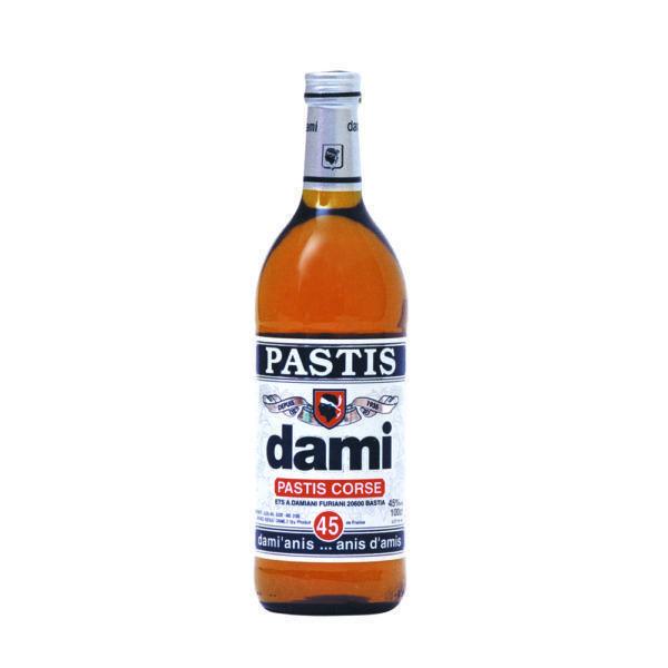 PASTIS DAMI - Pastis corse 45%-corse