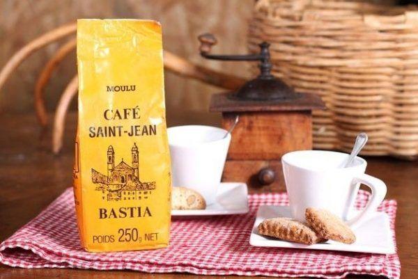 CAFÉ MOULU SAINT-JEAN-corse