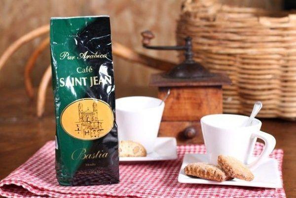 CAFÉ PUR ARABICA SAINT-JEAN-corse
